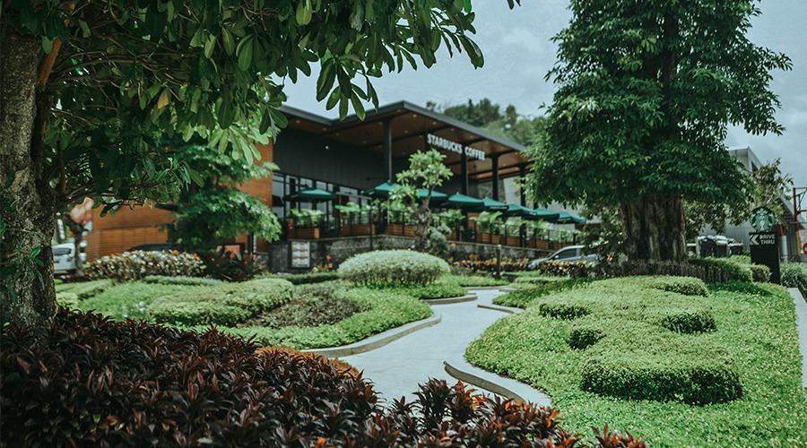 Rest Area Semarang - Solo